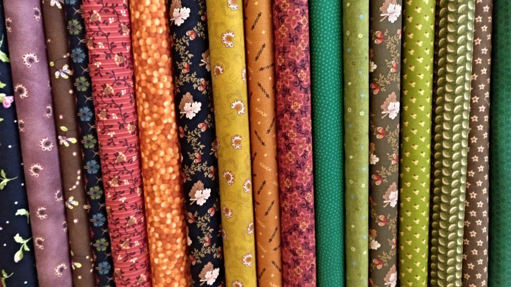 Tejidos de algodón para patchwork